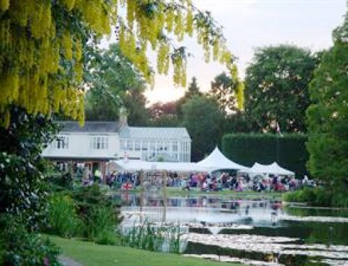 Jubilee Celebrations at Burnby Hall Gardens