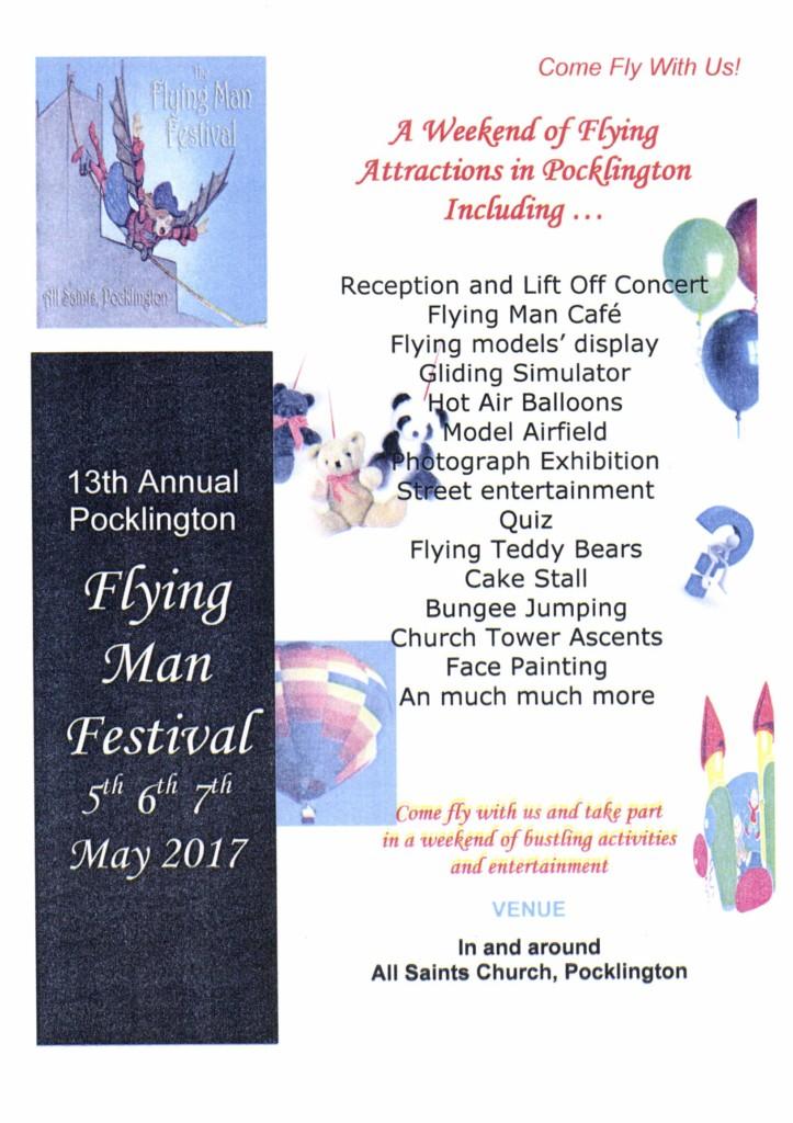 Flying man 17